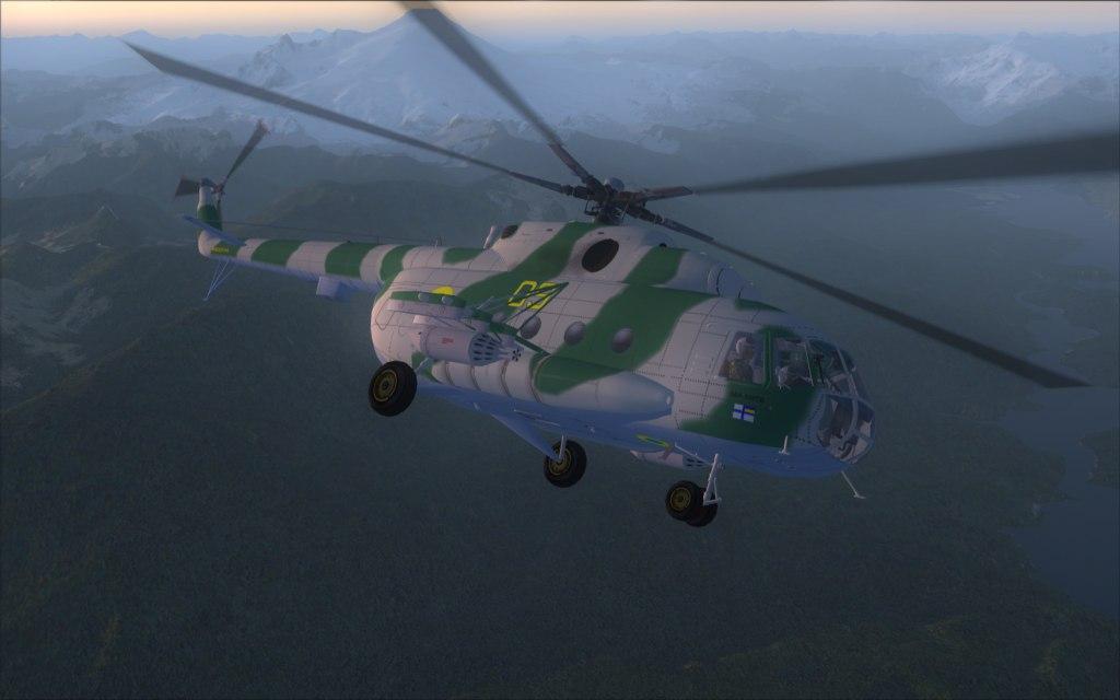 NEW! Freeware Mil Mi-8