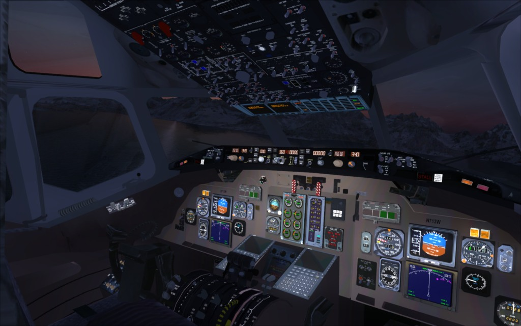 Brand Spanking New MD-83 Freeware | Yay! It's official  Simviation