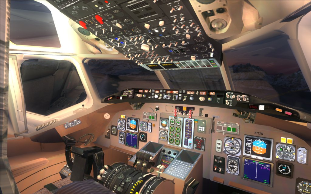 Brand Spanking New MD-83 Freeware | Although it has not been