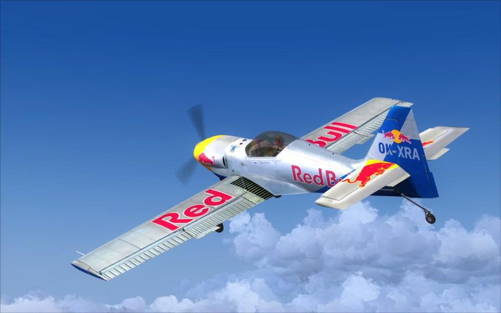 avion de voltige fsx
