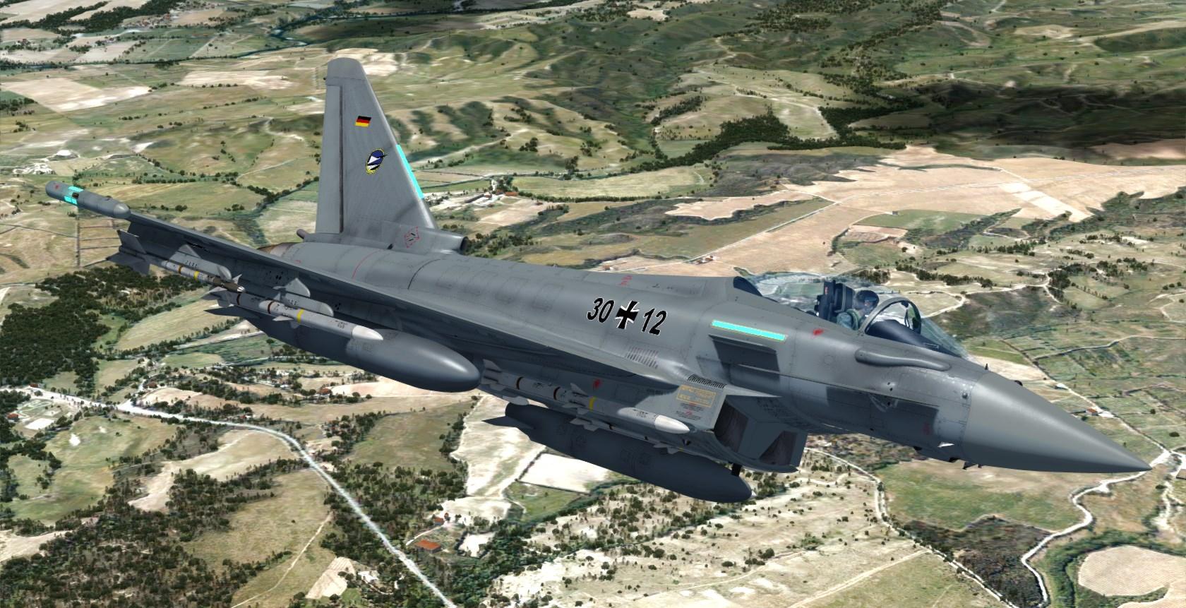 IndiaFoxtEcho (Dino's) Eurofighter Typhoon released