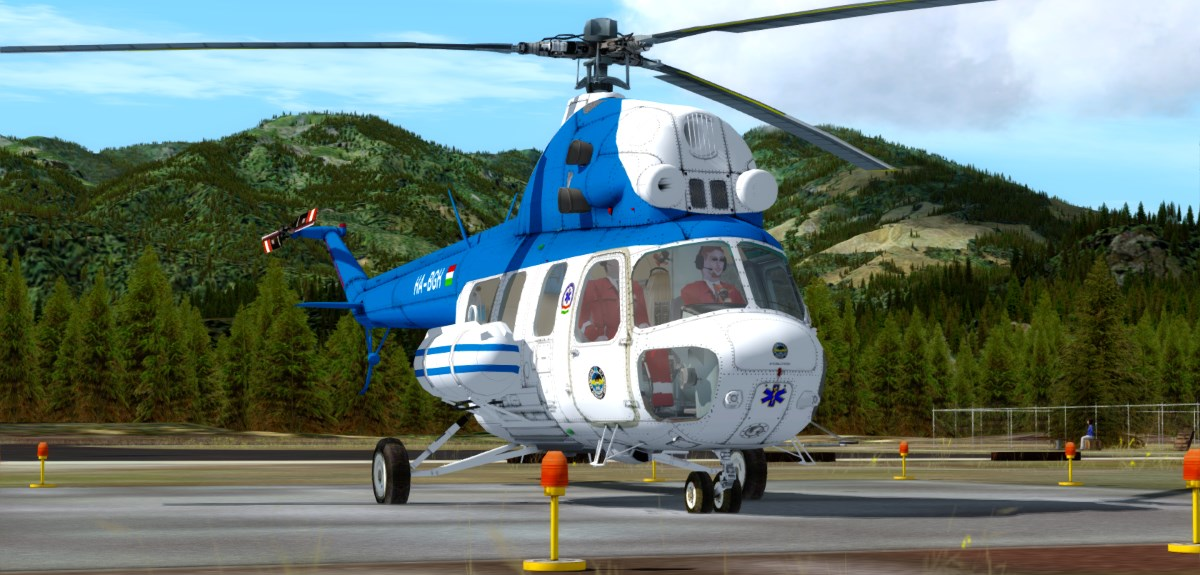 Nemeth freeware helicopters: any conversion to FSX native ?